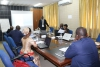 Project Management: The staff of the African Water Association learn MS Project