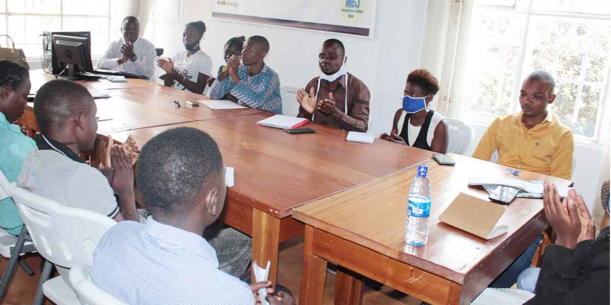 Young Water Professionals of Democratic Republic of the Congo organize a Capacity Building Workshop on Sanitation