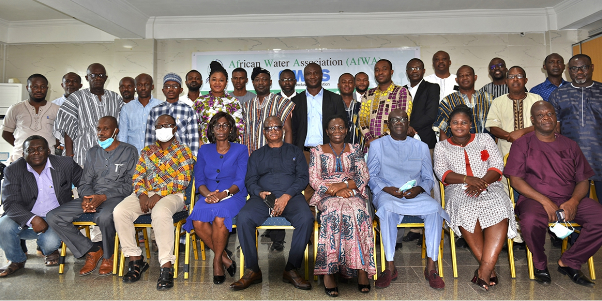 Inclusive Sanitation: the SAO-CWIS program has been launched in Ghana and DRC