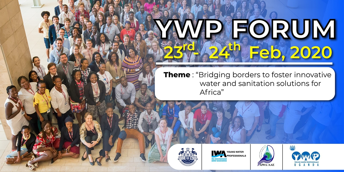 Invitation to Young Water and Sanitation Professionals Forum