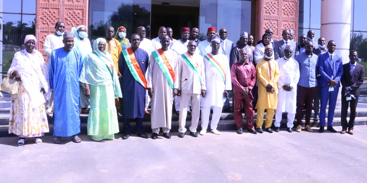 The city-wide inclusive sanitation capacity building program of Niger was officially launched in Niamey.