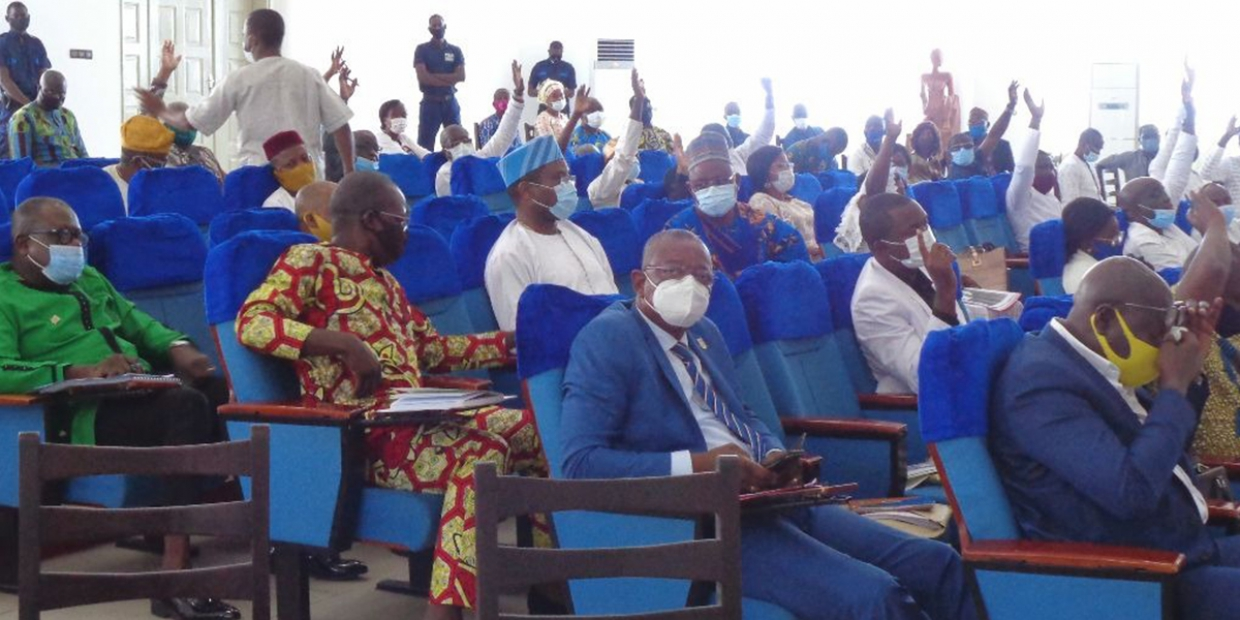 Eight Benin municipalities selected to participate in USAID-funded MuniWASH project