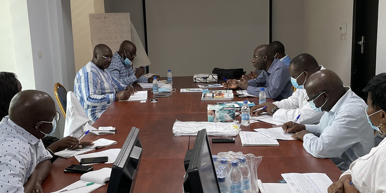 ENVAL Cabinet & Laboratories in Abidjan, Cote d'Ivoire Steps Into the African Water Association