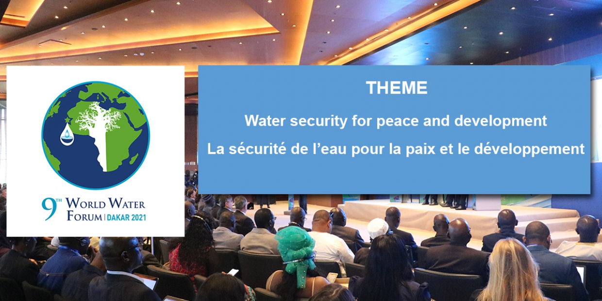 World Water Forum : A unique platform for the water community and decison-makers